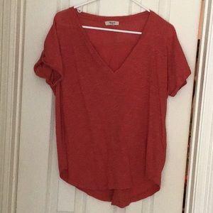 Madewell soft spun cotton t shirt